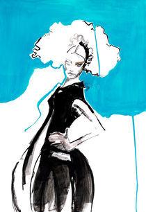 Female 1 von Johanna Fernihough