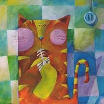 Cat by Alex Pelayo