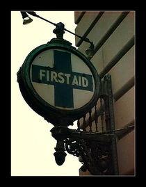 vintage fist aid