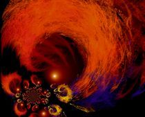 Die Welle von Cloude Vigal << Grafiknaturearts