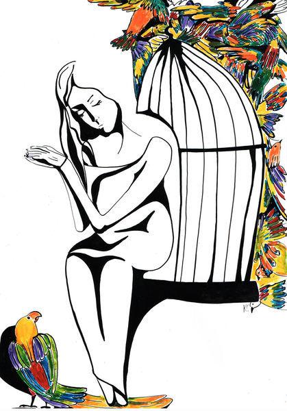 Kk-cage-with-birds