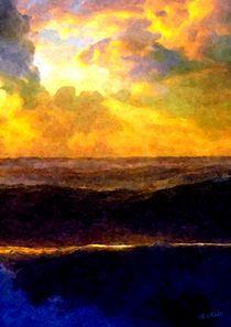 Landscape NO2 von Eckhard Röder