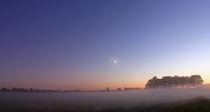 Wenn Nebel auf den Wiesen liegen von Wolfgang Dufner