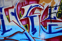 Graffiti Streetart von Danny Elskamp