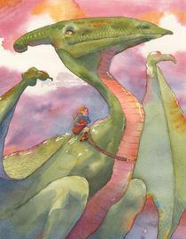 Terrible Lizard by Greta Schimmel