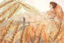 Wheat by Greta Schimmel