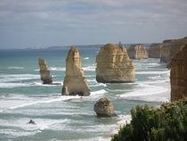 Die zwölf Apostel - Australien (Südküste) von Baerbel Nitychoruk
