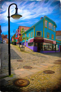 Stavanger centrum by Maximiliano Galain