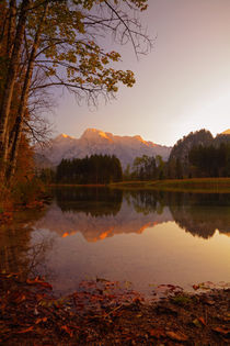 Herbst-am-see