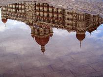 The Taj Mahal Hotel, Mumbai, India by Ruchika Vyas