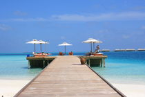 The Conrad Hilton, Rangali Island, Maldives by Ruchika Vyas