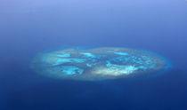 Atoll in Maldives by Ruchika Vyas