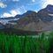 Crowfoot-glacier-at-rocky-mountains