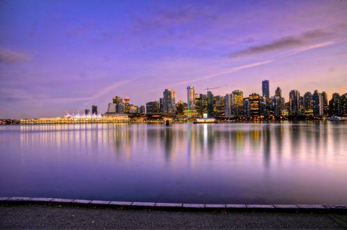 Vancouver-lights
