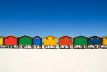Beach Huts by wayne pilgrim