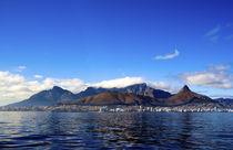 Table Mountain Cape Town by wayne pilgrim