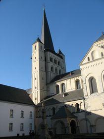 Abtei Brauweiler von Baerbel Nitychoruk