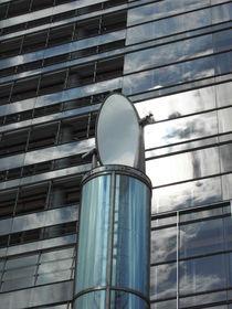 Der Fassadenspiegel von Baerbel Nitychoruk