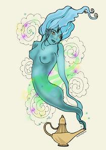 Genie by Danni Smurthwaite