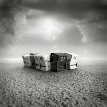 Beach I by Michal Giedrojc
