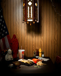 Dinner in America by Nicolle Clemetson