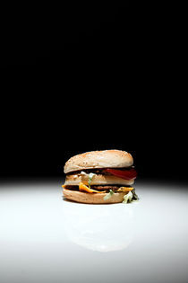 Big Mac study #1 by Nicolle Clemetson