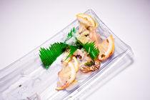Sushi study #3 von Nicolle Clemetson
