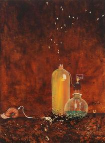 Dandelion Factory by Ina  Kuehfuss