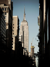 The Empire State Building by Darren Martin