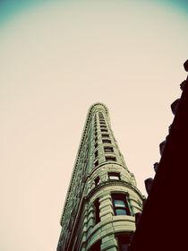 Flatiron building von Darren Martin