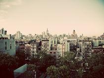 Manhattan Skyline von Darren Martin