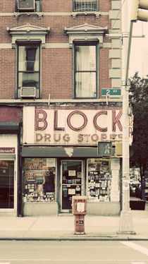 Lower East Side Drugstore by Darren Martin