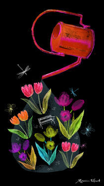 Springtime! by Rebecca Elfast