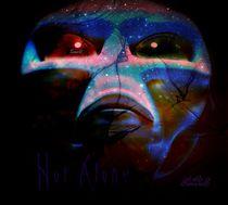 no alone by netteart