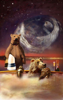 Planet of the Bears von wolfke74