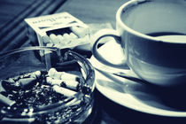 Coffee and cigarettes by Dmitry Kurash