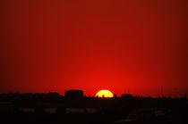 Eupatoria sunset by Dmitry Kurash