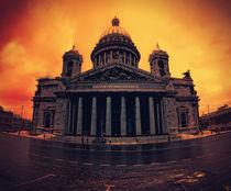 Isaakievsky Sobor by Dmitry Kurash