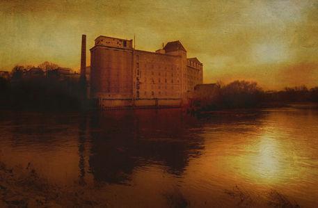 Old-mill-in-golden-light