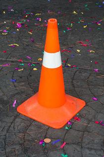 Cone & Confetti by Michael Bastianelli