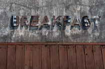 BREAKFAST by Michael Bastianelli