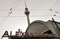 Berlin Alexanderplatz von Jens Uhlenbusch