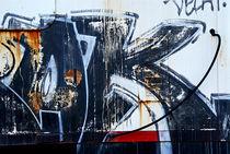 GRAFFITI TEXTURE 6 by J Nathaniel Dicke