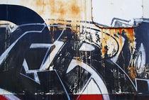 GRAFFITI TEXTURE 4 von J Nathaniel Dicke