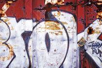 GRAFFITI TEXTURE 1 by J Nathaniel Dicke