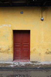 Doorway Antigua Guatemala by Charles Harker