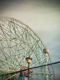 Wonder Wheel by Darren Martin