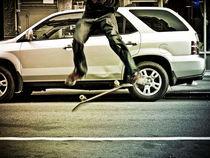 Skateboarder von Darren Martin