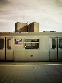 Brooklyn Subway Car by Darren Martin