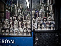WIG SHOP by Darren Martin